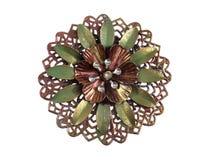 Het Ornament van de bloemdecoratie royalty-vrije stock foto's