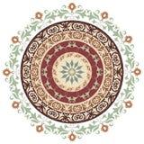 Het ornament van de cirkel Royalty-vrije Stock Foto