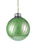 Het ornament van de kerstboom Stock Fotografie