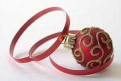 Het ornament van de kerstboom Royalty-vrije Stock Afbeelding