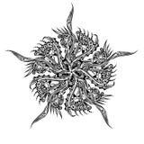 Het ornament van de tatoegering Royalty-vrije Stock Afbeeldingen