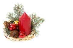 Het ornament van de vakantie #2. Stock Fotografie