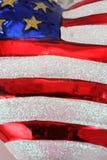 Het Ornament van de vlag Stock Foto