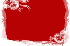 Het Ornament van de winter Royalty-vrije Stock Foto's