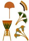 Het ornament van Egypte Royalty-vrije Stock Afbeeldingen