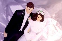 Het Ornament van het huwelijk Royalty-vrije Stock Afbeeldingen