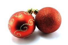 Het ornament van het nieuwjaar Royalty-vrije Stock Foto