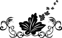 Het ornament van het ontwerp stock illustratie