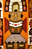 Het ornament van Inca. Stock Afbeelding