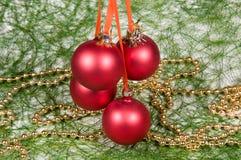 Het ornament van Kerstmis. Royalty-vrije Stock Fotografie