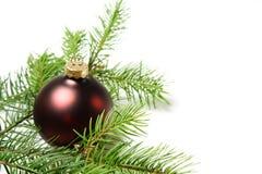 Het ornament van Kerstmis Stock Foto's