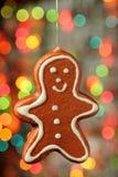 Het ornament van Kerstmis stock afbeeldingen