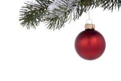Het Ornament van Kerstmis Royalty-vrije Stock Afbeeldingen
