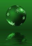 Het ornament van Kerstmis vector illustratie