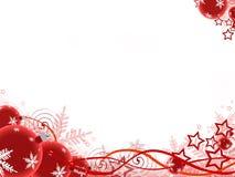 Het ornament van Kerstmis royalty-vrije illustratie