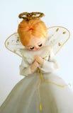 Het Ornament van Kerstmis van de engel Royalty-vrije Stock Fotografie