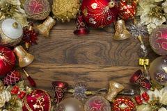 Het ornament van het Kerstmisspeelgoed Royalty-vrije Stock Fotografie
