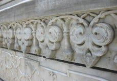 Het ornament van Taj Mahal Royalty-vrije Stock Afbeeldingen