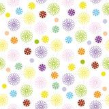 Het ornament van verschillende kleuren Royalty-vrije Stock Foto