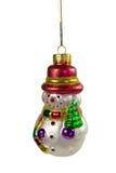 Het ornamentclose-up van Kerstmis stock afbeeldingen