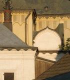 Orthodox Kathedraalfragment Stock Afbeelding