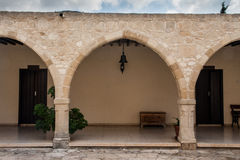 Het Orthodoxe Klooster van Cyprus Stock Foto
