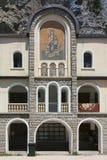 Het orthodoxe klooster van Ostrog, Montenegro Royalty-vrije Stock Foto's