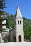 Het orthodoxe klooster van Ostrog, Montenegro Royalty-vrije Stock Fotografie