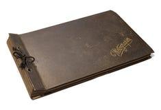Het oude Album van de Foto Royalty-vrije Stock Foto