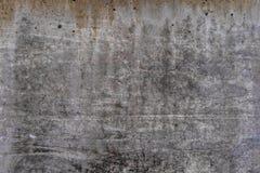 Het oude beton met sinaasappel bevlekt patronen en barst - hoog - kwaliteitstextuur/achtergrond stock afbeelding
