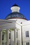 Het oude Capitool van de Staat van de Mississippi royalty-vrije stock foto's