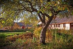Het oude dorp Royalty-vrije Stock Foto
