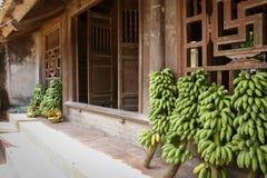 Het oude dorp van Duong Lam Royalty-vrije Stock Afbeeldingen