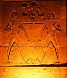 Het oude Egyptische Leven Royalty-vrije Stock Afbeeldingen