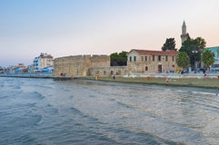 Het oude fort Royalty-vrije Stock Afbeelding