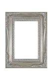 Het oude frame van de grunge metaalfoto Stock Foto