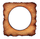 Het oude frame van de manier uitstekende foto Stock Fotografie