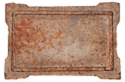 Het oude Frame van het Metaal. stock afbeeldingen
