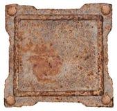 Het oude Frame van het Metaal. Royalty-vrije Stock Foto's