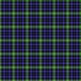 Het oude geruite Schotse wollen stof van Forbes, Stock Afbeelding