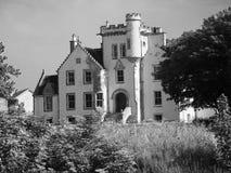 Het oude Herenhuis van de Stijl. royalty-vrije stock foto