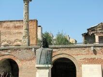 Het Oude Hof van Boekarest royalty-vrije stock fotografie