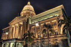 Het Oude Hooggerechtshof van Singapore Royalty-vrije Stock Foto
