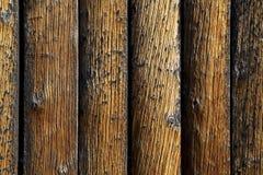 Het oude Hout van de Schuur Stock Fotografie