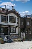 Het oude huis Stock Afbeelding