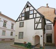 Het oude huis Royalty-vrije Stock Fotografie