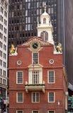 Het oude Huis van de Staat Royalty-vrije Stock Foto