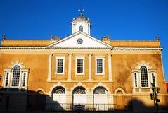 Het oude Huis van de Uitwisselingsdouane royalty-vrije stock afbeeldingen