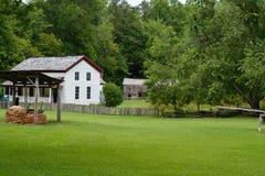 Het oude Huis van het Land Royalty-vrije Stock Foto