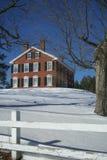 Het oude Huis van het Land Stock Afbeelding